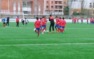 Escuela de fútbol 2018-2019