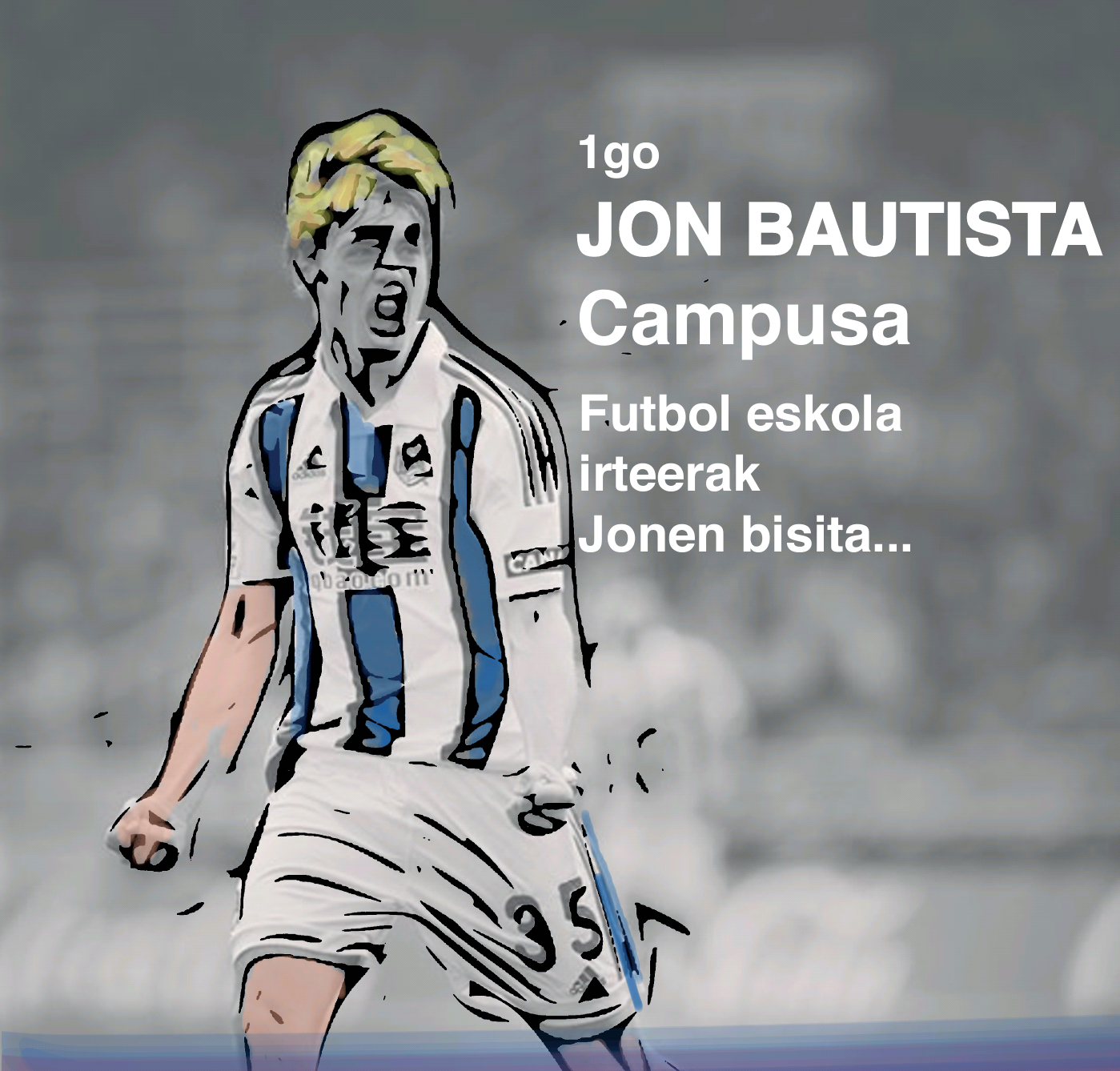 1er Campus Jon Bautista